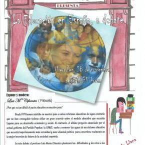La Educación en España a debate