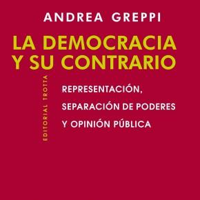 Presentación de libro y debate: La Democracia y su contrario