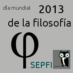 21 de noviembre de 2013. Día mundial de la filosofía