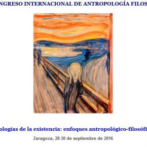 XII CONGRESO I. ANTROPOLOGÍA FILOSÓFICA