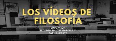 Los vídeos de filosofía